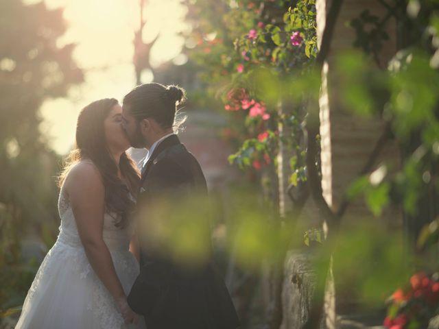 La boda de Madi y Cris