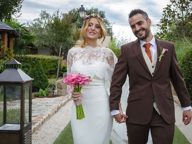 La boda de Espe y Angel