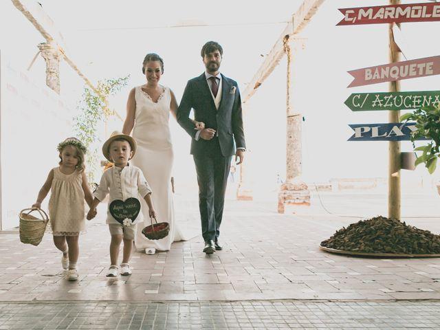 La boda de Luis y Tania en Málaga, Málaga 8