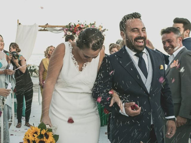 La boda de Luis y Tania en Málaga, Málaga 15