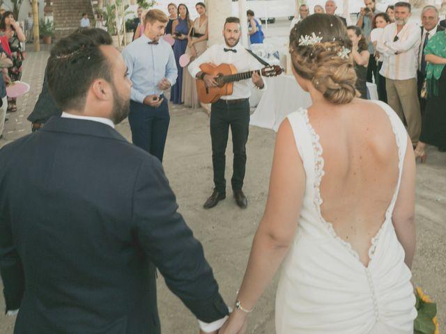 La boda de Luis y Tania en Málaga, Málaga 16