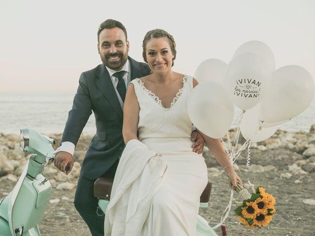 La boda de Luis y Tania en Málaga, Málaga 17
