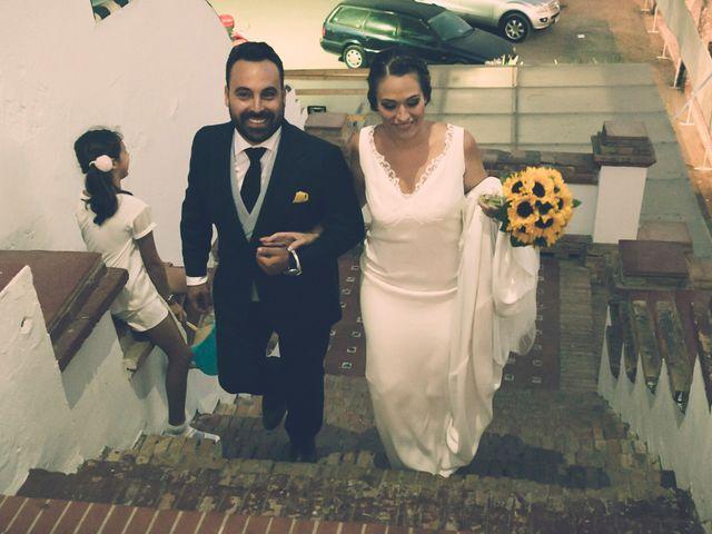 La boda de Luis y Tania en Málaga, Málaga 19