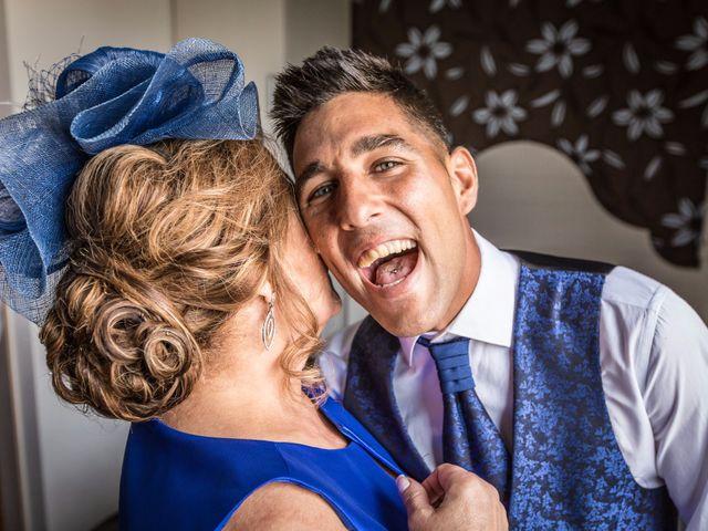 La boda de Allan David y Rocío en Arenas, Málaga 3