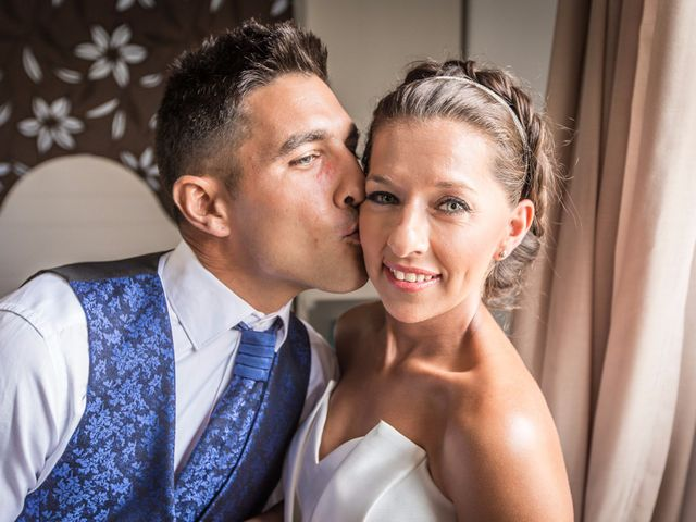 La boda de Allan David y Rocío en Arenas, Málaga 5