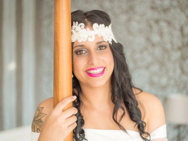 La boda de Allan David y Rocío en Arenas, Málaga 12