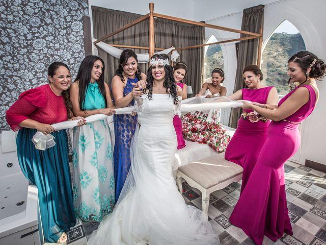 La boda de Allan David y Rocío en Arenas, Málaga 14