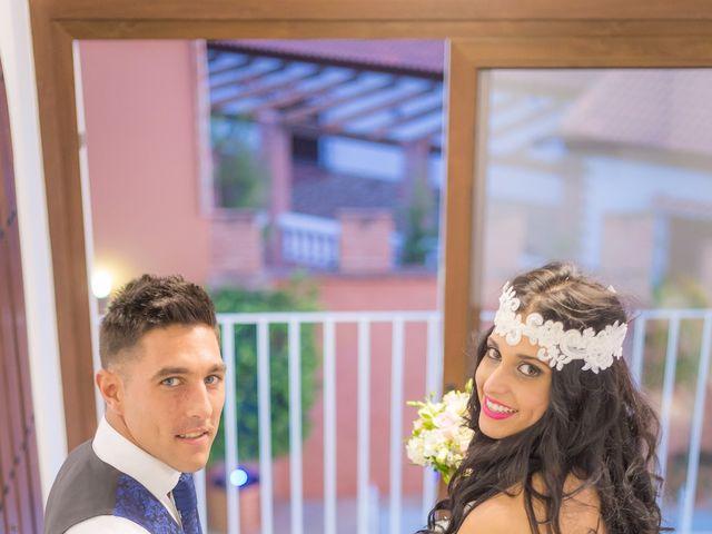 La boda de Allan David y Rocío en Arenas, Málaga 18