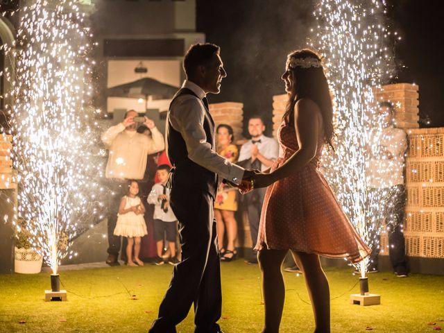 La boda de Allan David y Rocío en Arenas, Málaga 20