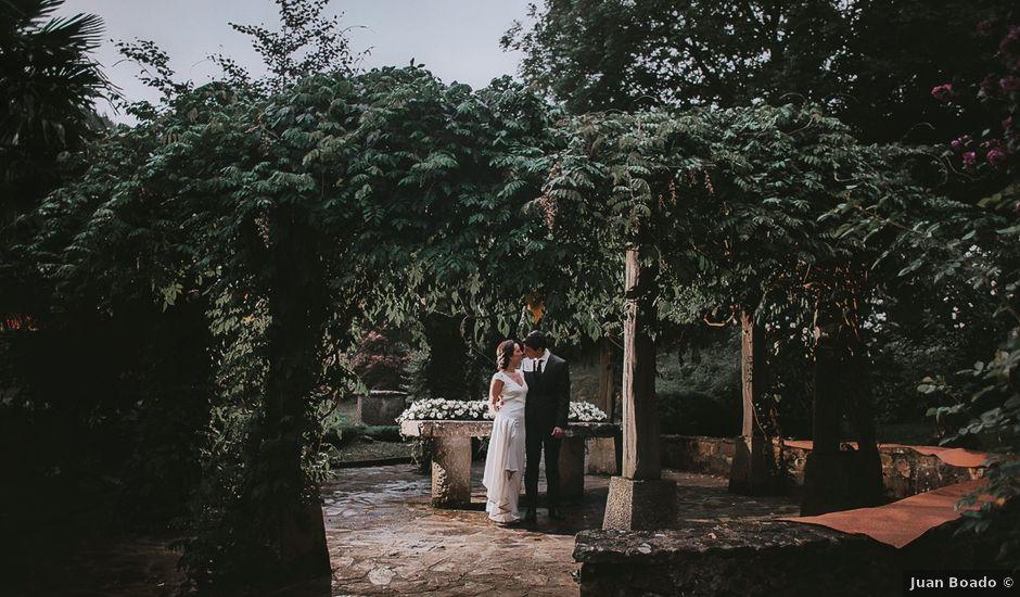 La boda de Andoni y Igone en Bilbao, Vizcaya