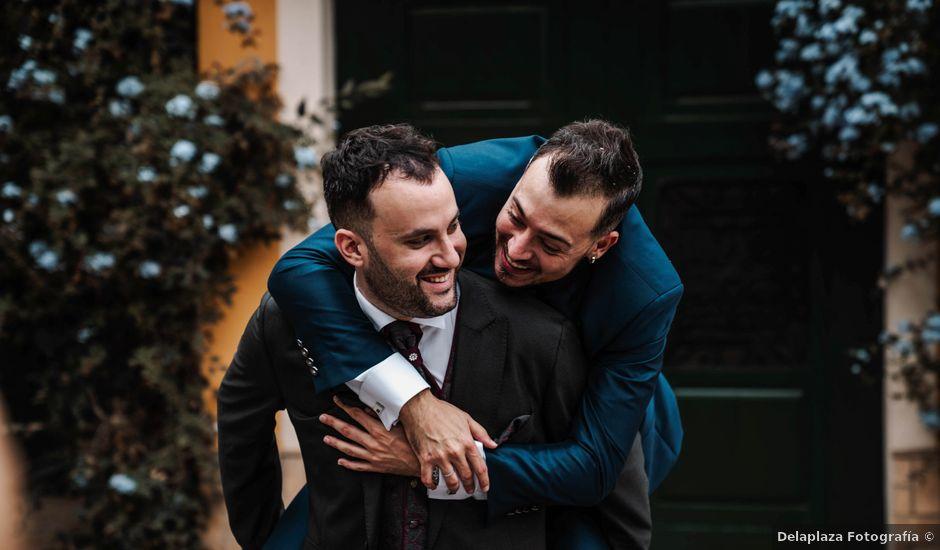 La boda de Raul y Daniel en Valencia, Valencia
