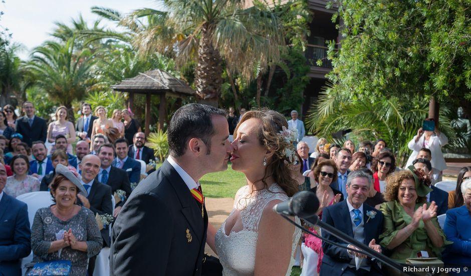 La boda de Fernando y Tamara en Tarifa, Cádiz