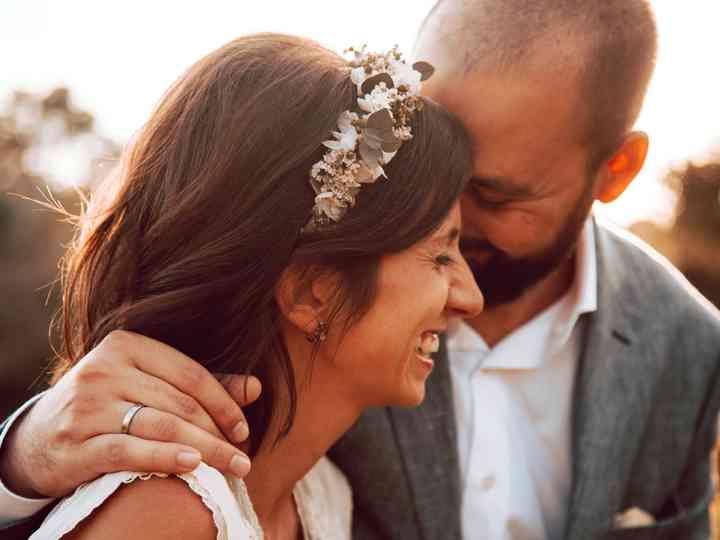 La boda de Maria y Ricard