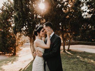 La boda de Verónica y Nacho