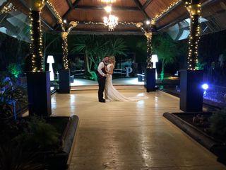 La boda de Jenifer  y Pedro