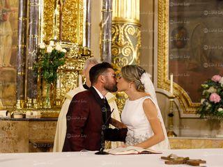 La boda de Jenifer  y Pedro 1