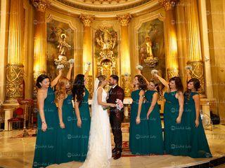 La boda de Jenifer  y Pedro 3