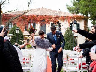 La boda de Amelia y David