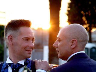 La boda de Juande y Miguel