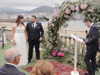 La boda de Raquel y Quino