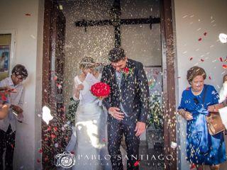 La boda de Victoria y Borja