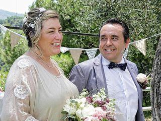 La boda de Caroline Hanssen y Manuel Portales 1