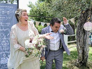 La boda de Caroline Hanssen y Manuel Portales 3