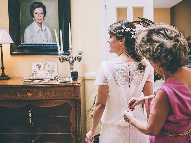 La boda de Pablo y Ana en Torrelodones, Madrid 9