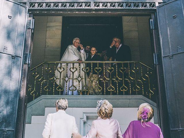 La boda de Pablo y Ana en Torrelodones, Madrid 10