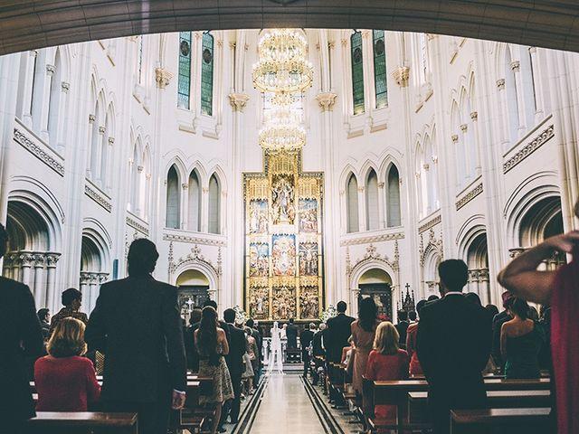 La boda de Pablo y Ana en Torrelodones, Madrid 12