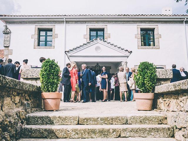 La boda de Pablo y Ana en Torrelodones, Madrid 14