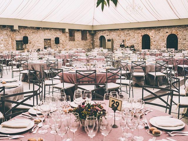 La boda de Pablo y Ana en Torrelodones, Madrid 19