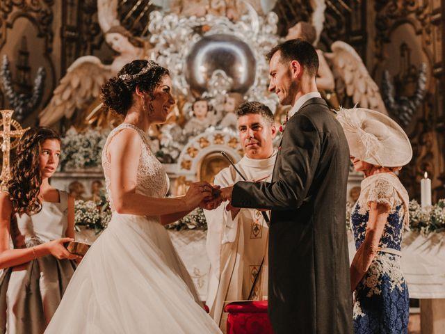 La boda de Nacho y Verónica en Paterna, Valencia 16