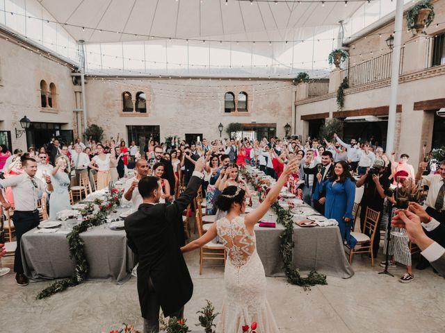 La boda de Nacho y Verónica en Paterna, Valencia 31