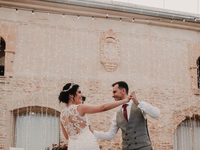 La boda de Nacho y Verónica en Paterna, Valencia 32