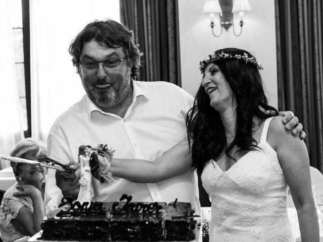 La boda de Javier y Sonia en Tornadizos De Avila, Ávila 15