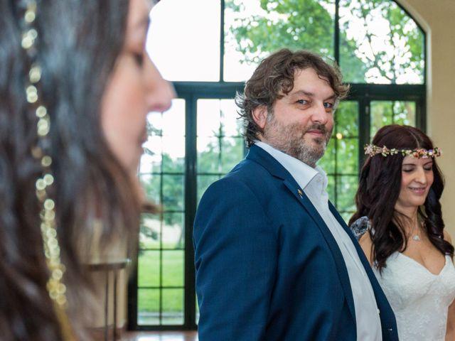 La boda de Javier y Sonia en Tornadizos De Avila, Ávila 16