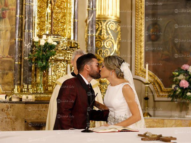 La boda de Pedro y Jenifer  en Alcantarilla, Murcia 1