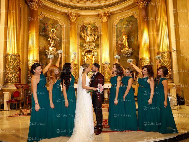 La boda de Pedro y Jenifer  en Alcantarilla, Murcia 2