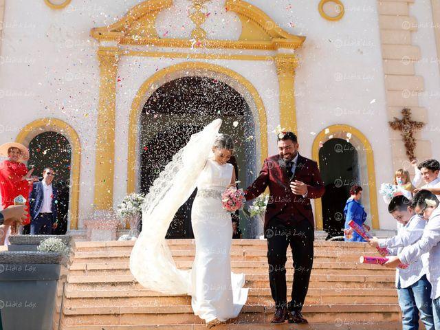 La boda de Pedro y Jenifer  en Alcantarilla, Murcia 4