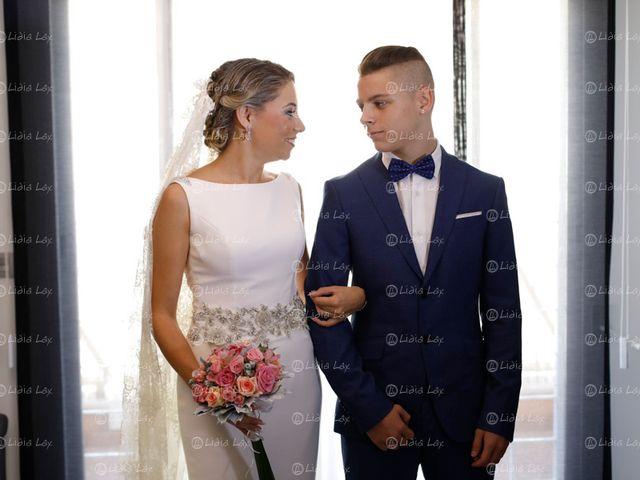 La boda de Pedro y Jenifer  en Alcantarilla, Murcia 5