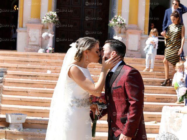 La boda de Pedro y Jenifer  en Alcantarilla, Murcia 7