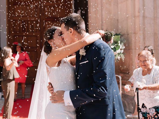 La boda de  Carmen  y Kiko
