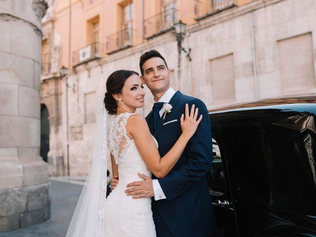 La boda de Kiko y  Carmen  en Murcia, Murcia 4