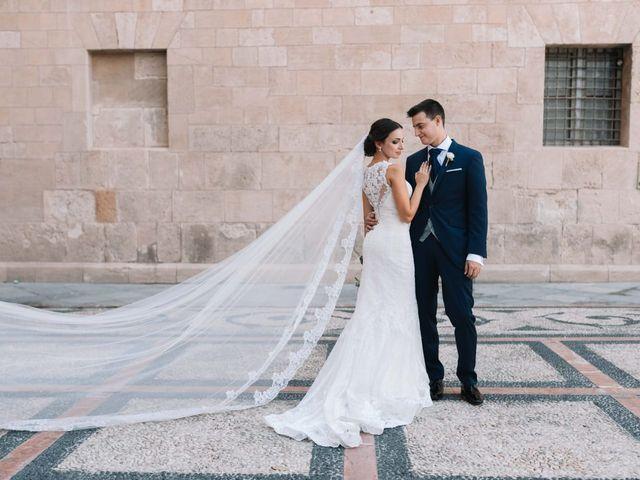 La boda de Kiko y  Carmen  en Murcia, Murcia 1