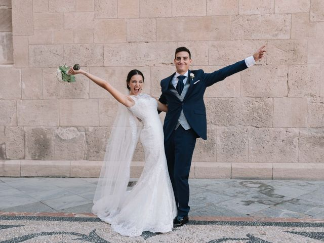 La boda de Kiko y  Carmen  en Murcia, Murcia 5