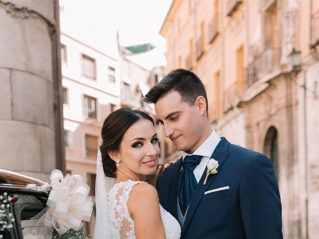 La boda de Kiko y  Carmen  en Murcia, Murcia 8
