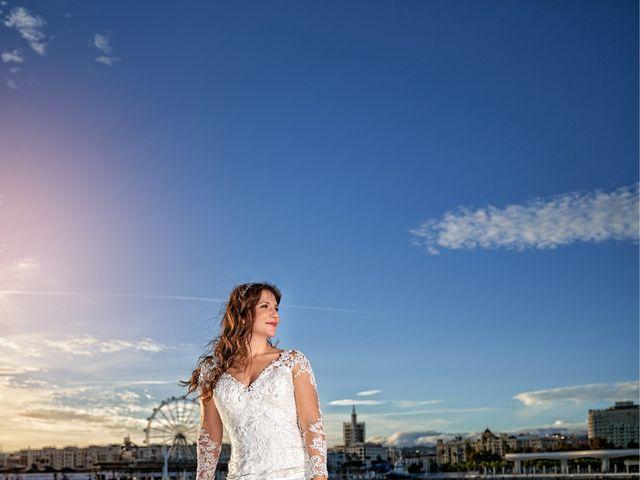 La boda de Jose Manuel y Rocío en Alhaurin El Grande, Málaga 13