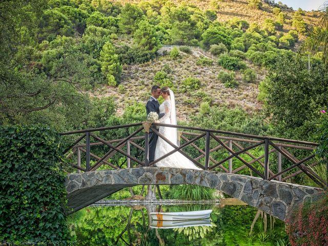 La boda de Jose Manuel y Rocío en Alhaurin El Grande, Málaga 17