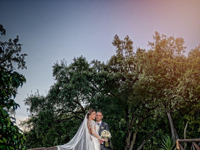 La boda de Jose Manuel y Rocío en Alhaurin El Grande, Málaga 18